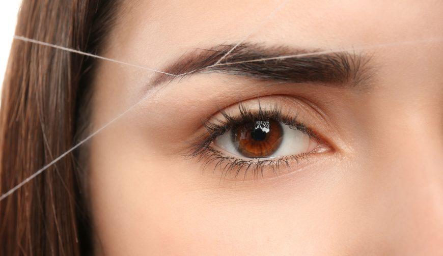 L'épilation au fil : La meilleure technique pour vos sourcils !